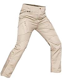 0cde2b55b5ad49 Pantaloni da lavoro Tattico militare tattico dell'esercito di combattimento  all'aperto degli uomini