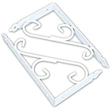 Lumanuby 1/X rotonda pieghevole portatile scomparti in panno Coole estivo Ventaglio creativo Party regalo colore casuale ripiegato diametro 8.0/cm
