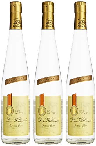Eau De Vie Arthur Metz P. Williams Obstbrände (3 x 0.7 l)