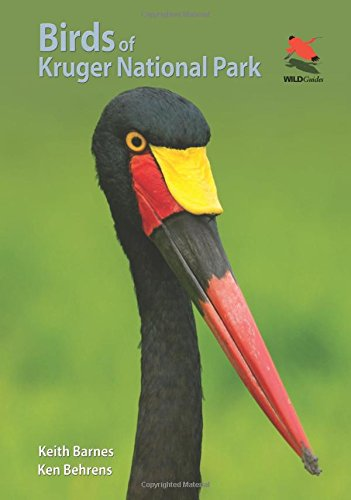 Birds of Kruger National Park (WILDGuides) por Keith Barnes