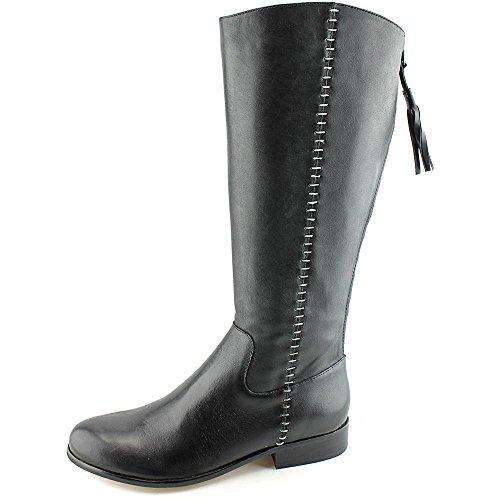 Corso Como Gotham Femmes Cuir Botte Black