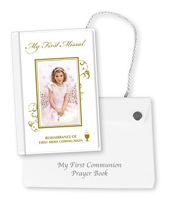 Girl's First Holy Communion Missal & Carry Case Bag