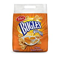 Tiffany Bugles Cheese- 13gm (Pack of 22)