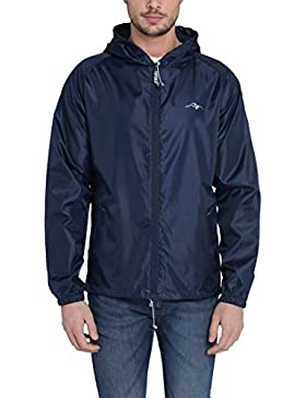 Lower East Le225, Impermeable para Hombre