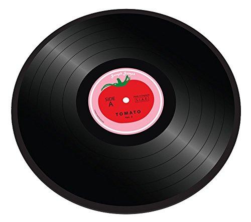 Joseph Joseph gehärtetem Glas Schneidebrett Tomate Vinyl, glas