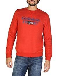 NAPAPIJRI Berthow Logo Crew 99495f97c4f