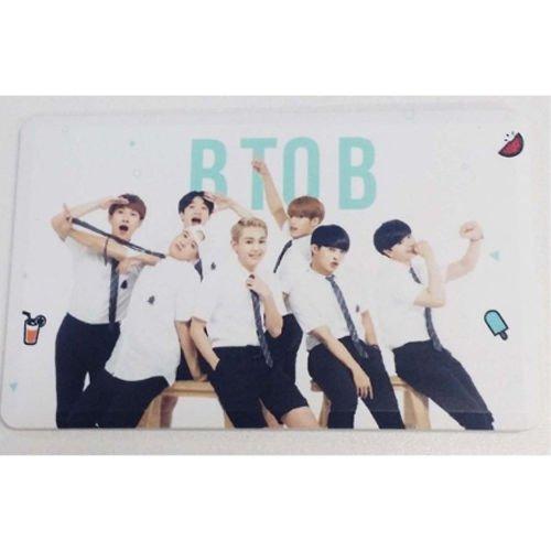 BTOB - [2016 BTOB SUMMER FESTIVAL SPECIAL USB] 4GB USB+Case+Image Data K-POP Sealed 4 Gb Case