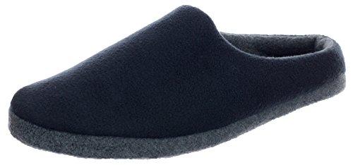 brandsseller, Pantofole uomo blu navy