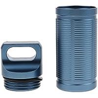 perfk Outdoor Reise Wasserdicht Mini Pillen Box Kapsel Flasche 84 x 27 mm preisvergleich bei billige-tabletten.eu