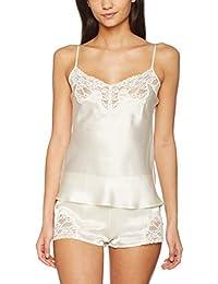Aubade Top Fines Bretelles, Haut de Pyjama Femme