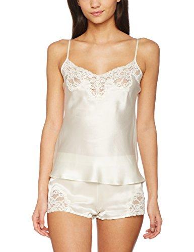 - 41bUWnC KwL - Aubade Women's Fines Bretelles Pyjama Top