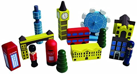 London Playset In A Bag
