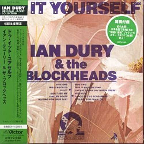 Ian dury and the blockheads amazon do it yourself by ian dury blockheads solutioingenieria Image collections
