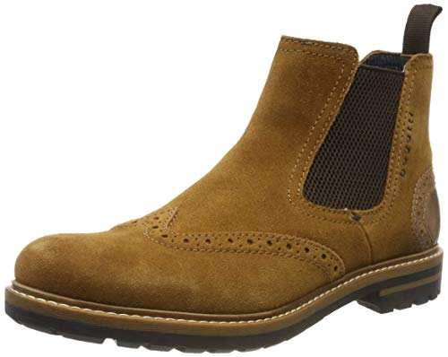 bugatti Herren 311815611400 Klassische Stiefel, Braun, 44 EU
