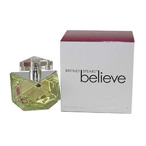 Britney Spears Believe Eau De Parfum Spray (Britney Spears Believe Eau De Parfum Spray - 50 ml)