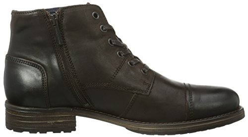 Marc O'Polo Bootie, Bottes Classiques homme Marron - Braun (Dark Brown 790)