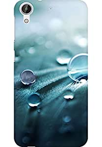AMEZ designer printed 3d premium high quality back case cover for HTC Desire 626G Plus (i-love-water-droplet-photography-it-is-so-beautiful-iphone-s-iphone-5s-waterdrop-dewdrops-dew-drops-hd-s-water-droplets-photography)
