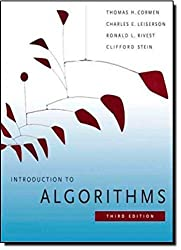 Introduction to Algorithms, Third Edition (International Edition) by Thomas H. Cormen (2009-07-31)
