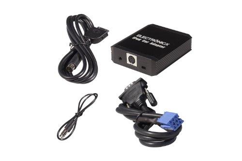 Electronicx Bluetooth Freisprecheinrichtung Adapter Interface DMC Digitaler Musik Wechsler AUX Apple iPad, iPod, iPhone AUX YTM05-SMT-BT