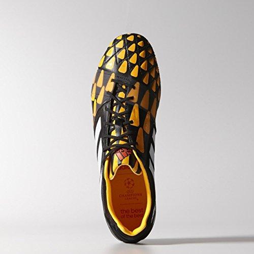Adidas Nitrocharge 1.0 FG M18429, Fußballschuhe cblack/cwhite/sogold