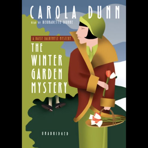The Winter Garden Mystery  Audiolibri