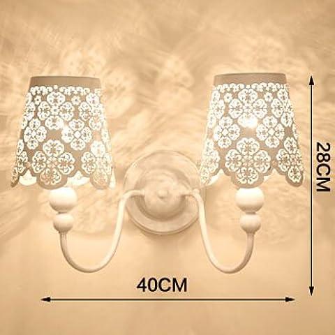 FEI&S modernas luces espejo LED lámpara de pared Baño Dormitorio cabecero Candelabro de Pared armario lampe deco #33