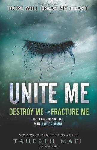 Buchseite und Rezensionen zu 'Unite Me (Shatter Me)' von Tahereh Mafi