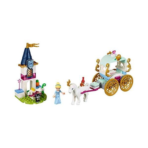 LEGO Disney Princess - Il giro in carrozza di Cenerentola, 41159 3 spesavip