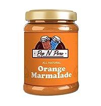 Pep N Pure Orange Marmalade | Net Weight :- 230gms