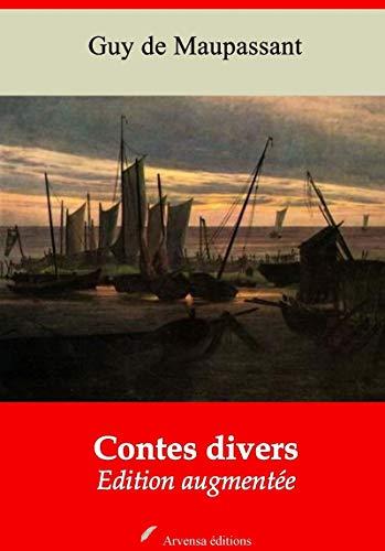 Nouvelles Et Contes Divers   Edition Intégrale Et Augmentée: Nouvelle Édition 2019 Sans Drm por Guy De Maupassant epub