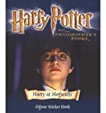 Harry Potter and the Philosopher's Stone: Harry at Hogwarts (HARRY POTTER STICKER BOOKS) (Paperback) - Common