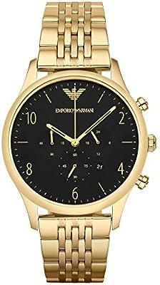 Emporio Armani Beta - Reloj de pulsera