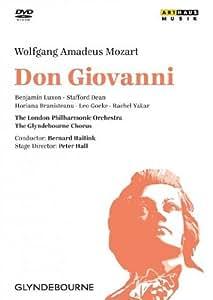 Mozart: Don Giovanni [Glyndebourne 1977] [Benjamin Luxon, Stafford Dean, Horiana Branisteanu]  [Arthaus: 102312] [DVD] [NTSC]