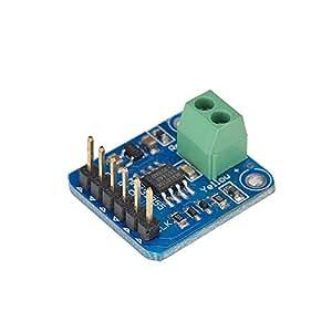 Lysignal K-Type Thermocouple Breakout Board MAX31855 Thermocouple Sensor Module Temperature -200°C to +1350°C SPI Interface Digital Direct Readability Temperature