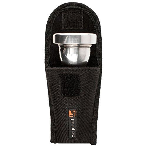 Protec Tasche für Tuba-Mundstück, schwarz