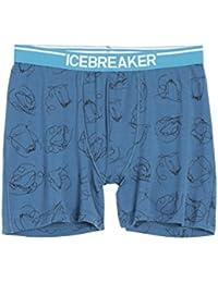 Icebreaker Herren Boxershorts Anatomica Boxers Heads up