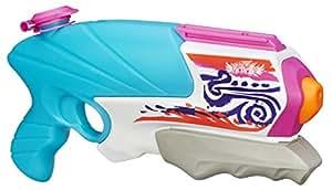 Hasbro NERF Rebelle Super Soaker Cascade Blaster Toy