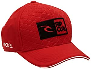 Rip Curl Rip Core Snaptab Men's Hat Red One Size