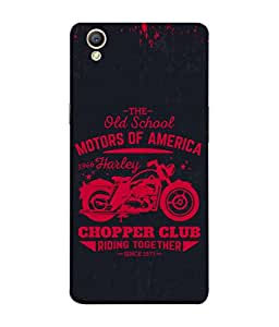PrintVisa Designer Back Case Cover for Oppo A37 (Love Lovely Attitude Men Man Manly)