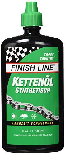Finish Line Cross Country, Lubricante para bicicleta, color, 120 ml