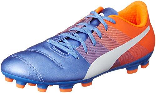 puma-mens-evopower-43-ag-football-boots-multicolour-mehrfarbig-blue-yonder-puma-white-shocking-orang