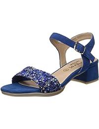 Complementos Y Con Piedras Amazon Zapatos es Sandalias pTwxpfH