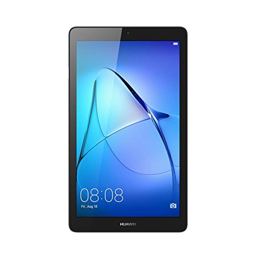 Huawei BG2-W09 SPACE GREY 17,78 cm (7 Zoll) Tablet (AMD A4, 1GB RAM, Android 6.0) grau
