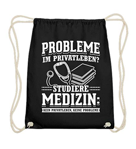Chorchester Für Medizin-Studenten Ohne Privatleben - Baumwoll Gymsac -