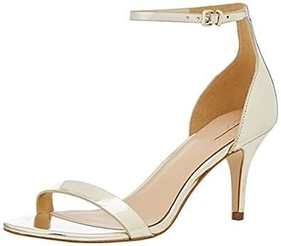Aldo Zenavia, Women Heels Sandals, Gold (Gold / 82), 3 UK (36 EU)