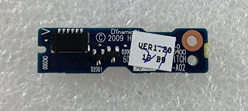 Hp Envy 14T 1100 14 Netzschalter ein und aus Taste Leiterplatte