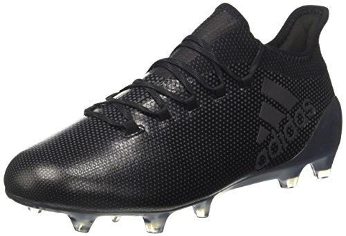 adidas Herren X 17.1 FG Fußballschuhe Schwarz (Negbás/Supcia 000) 43 1/3 EU