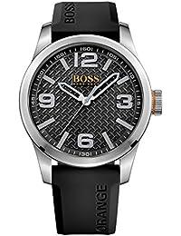 b33b921147d9 Hugo Boss 1513350 Orange - Reloj analógico de pulsera para hombre