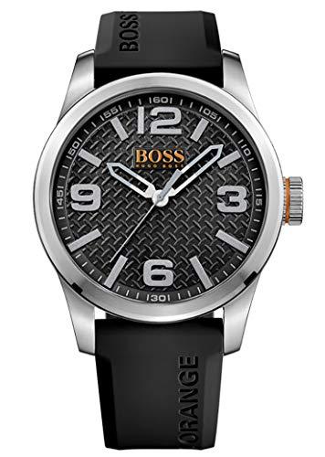 aef9eaea61df Hugo Boss 1513350 Orange - Reloj analógico de pulsera para hombre