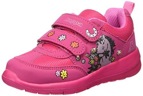 Kappa Whinny Ii, Scarpe da Ginnastica Basse Bambina Rosa (2222 Pink)